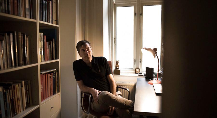 Forfatter Benn Q. Holm