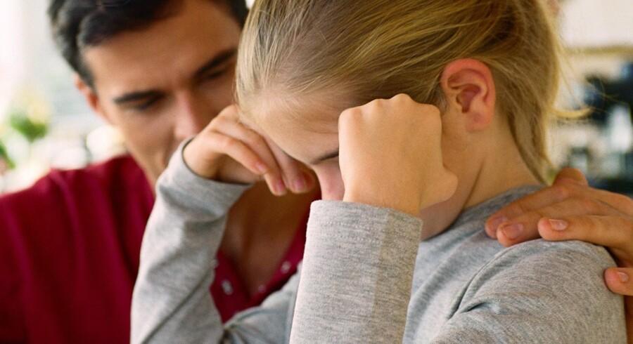 Det forældre går mest op i, når deres barn skal i skole, er trivsel. Det viser ny undersøgelse. Free/Colourbox.com/arkiv
