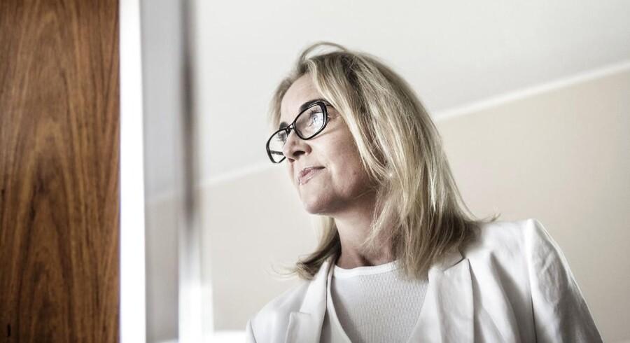 Camilla Raffnsøe, adm. direktør for Neye
