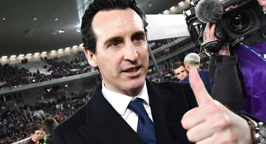 Paris Saint-Germain skal fortsætte med at forstærke sig, hvis europæiske drømme skal opfyldes, siger træner.