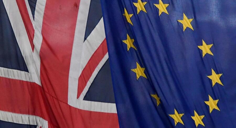 Risikoen for Brexit uden aftale er større end nogensinde, udtaler ekspert.
