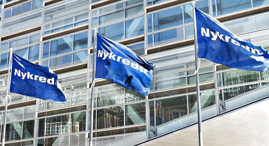 Nykredits hovedsæde på Kalvebod Brygge i København