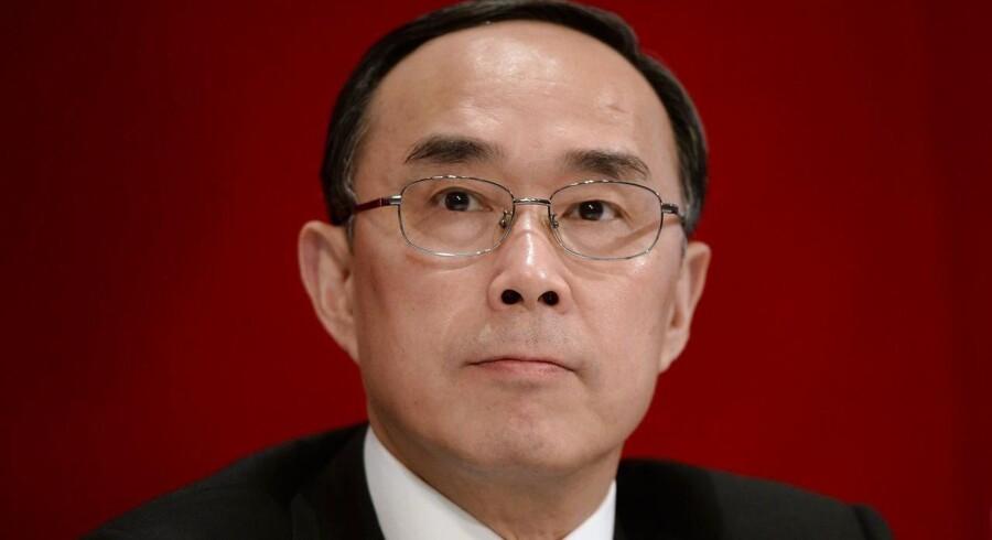 Chang Xiaobing. ARKIVFOTO.