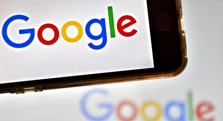 Googles vicedirektør Danielle Brown tager afstand fra synspunkterne i det lækkede dokument.