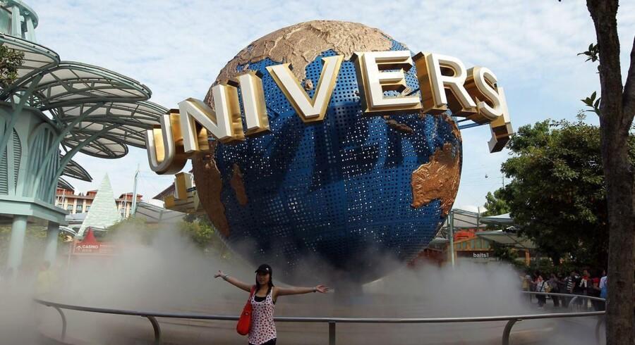 Mærsk trækker den amerikanske filmskaber Universal Studios i retten på grund af en sag om ubetalte regninger.
