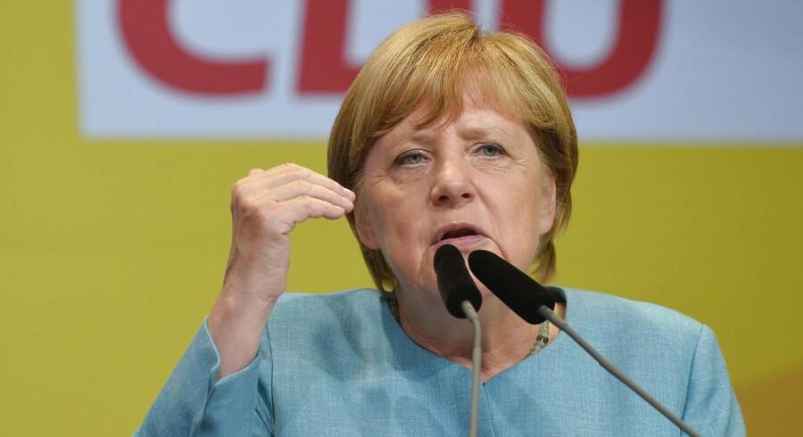 Merkels regering er nu blandt dem, der støtter kravet til EU.