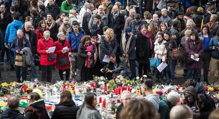 Terrorangrebet i Bruxelles den 22. marts skulle have ramt Paris, men gerningsmændene ombestemte sig.