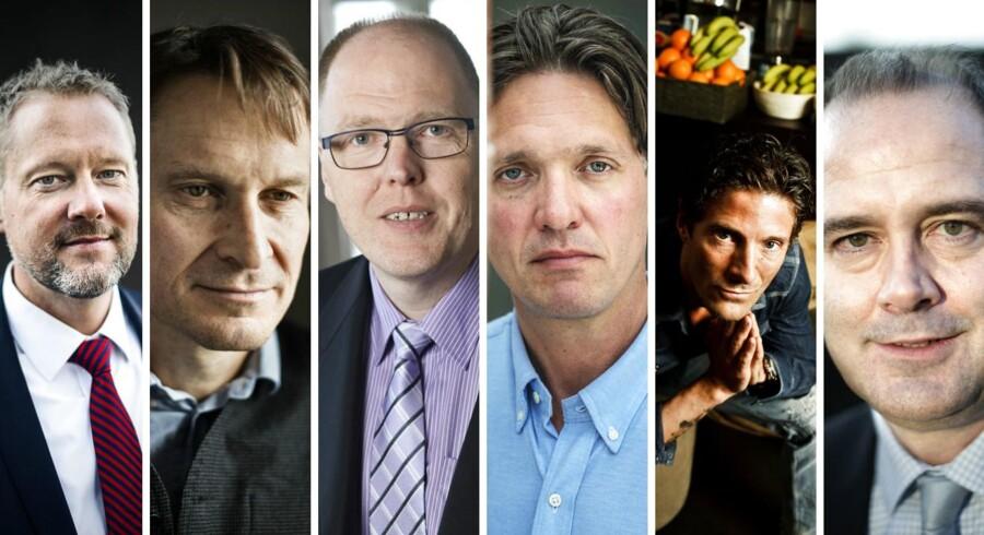 Ugens op- og nedture i dansk erhvervsliv.