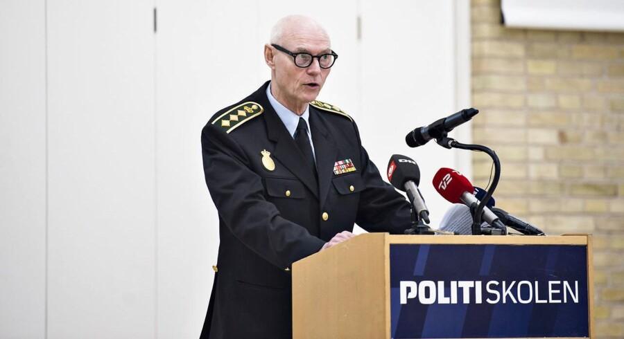 Rigspolitichef Jens Henrik Højbjergs udtalelse forleden til TV2 har fået politiformanden til at se rødt.