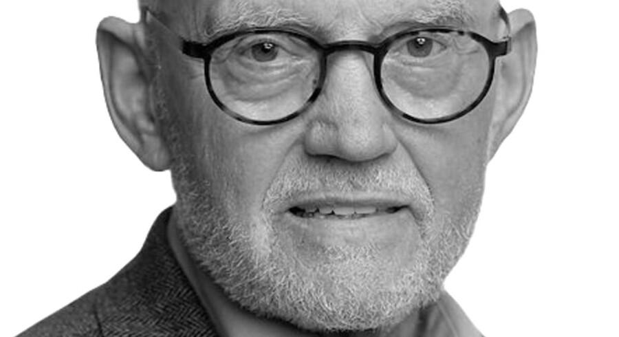 Gunnar Viby Mogensen, dr. phil og tidligere forskningschef ved Rockwool-fonden.