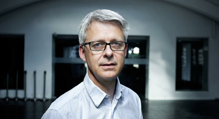Økonomiprofessor Jan Rose Skaksen.