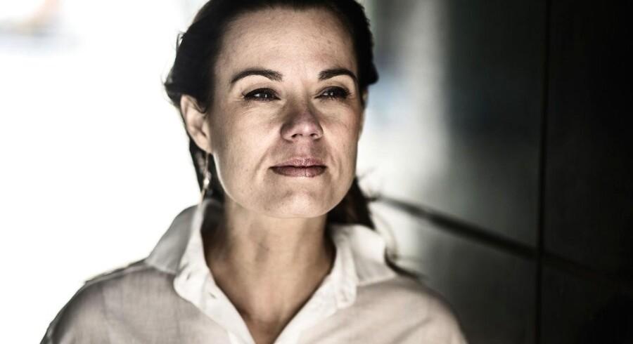 Kvinfos direktør. Nina Groes.