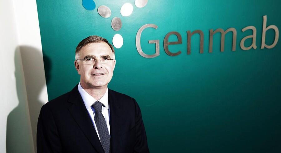 Genmabs topchef Jan van de Winkel
