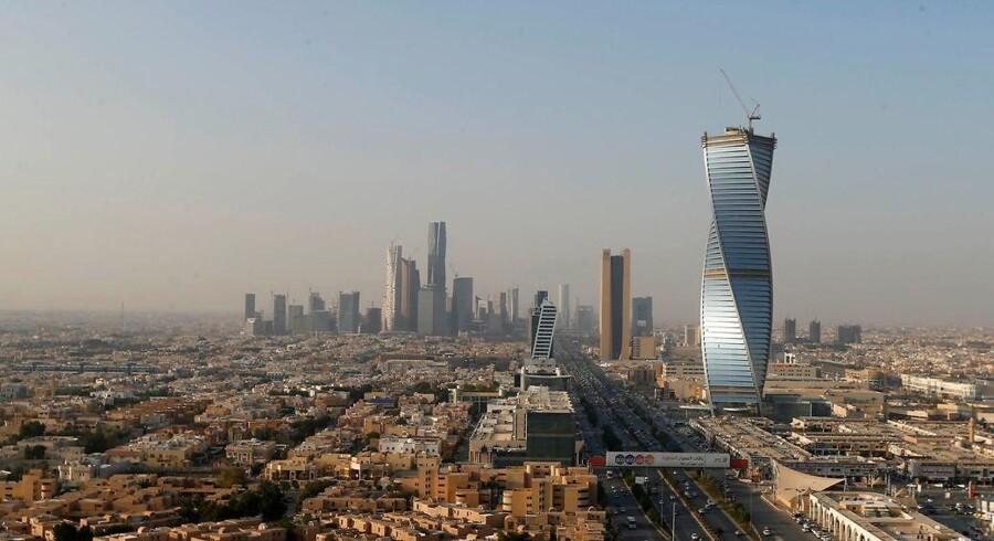 Sausi-Arabiens hovedstad, Riyadh