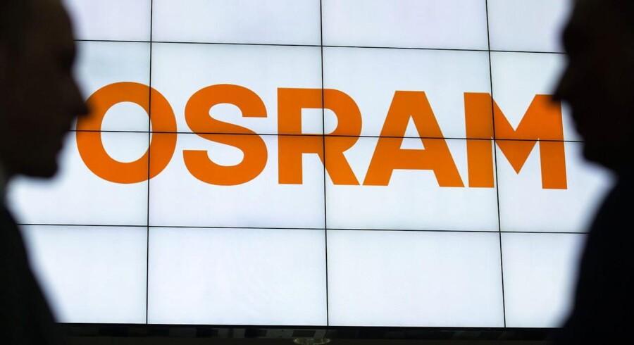 En opsplitning af belysningsvirksomheden Osram betyder en toppost til danske Jes Munk Hansen, der bliver administrerende direktør for 8.900 medarbejdere.