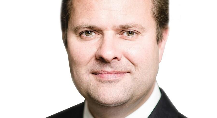 Mads Lebech, Administrende direktør, Industriens Fond