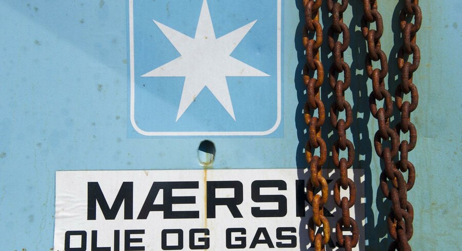 -Arkiv- SE RITZAU Mærsk kommer 11.maj med regnskab for første kvartal 2017 - - - Arkivfoto:Kæmpeunderskud i Mærsk-koncernen efter nedskrivninger A.P. Møller-Mærsk taber 13, 2 milliarder kroner i 2016 efter store nedskrivninger i olieforretningerne Maersk Drilling og Maersk Supply samt tab i Maersk Line.Se RB kl. 08.02. d.08.02.2017-Arkivfoto: ARKIVFOTO 2011 af Mærsk Oliefelt i Nordsøen- - Se RB 28/11 2016 08.05. A.P. Møller-Mærsk og Dong er i færd med at begynde drøftelser om en mulig fusion mellem de to selskabers olieforretninger. . (Foto: CLAUS FISKER/Scanpix 2016)