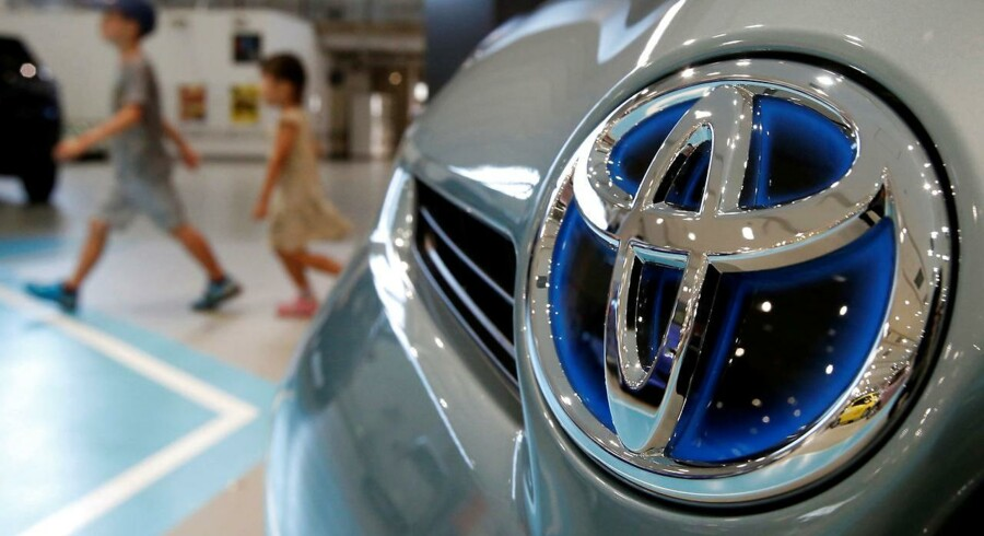 Toyota tilbagekalder omkring 3,4 mio. køretøjer. (Foto: © Yuya Shino , Reuters)