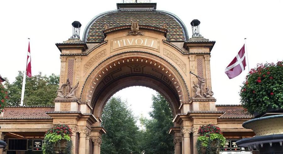 Tivoli er atter den mest besøgte turistattraktion i Danmark. Med knap 4,4 mio. gæster i 2017 er der langt til andenpladsen.