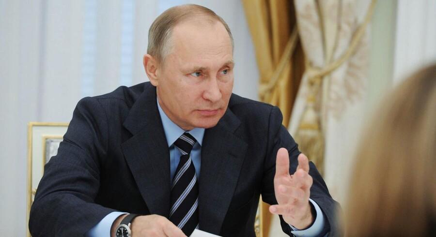 (Sputnik/Kremlin/Michael Klimentyev via REUTERS)