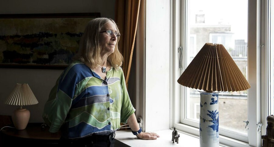 Birthe Kjærgaard bryder sig ikke om, at et stort antal medarbejdere vil kunne få adgang til oplysninger om hendes aftaler i sundhedsvæsenet.