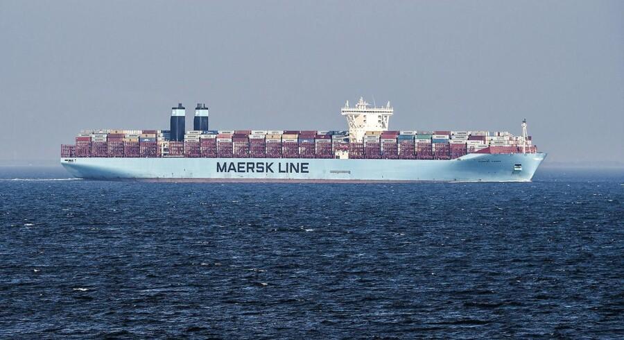 A.P. Møller-Mærsks containerrederi, Maersk Line, øger kapaciteten ved at lancere to nye strenge på ruterne fra Asien til Nordeuropa og i Stillehavet.