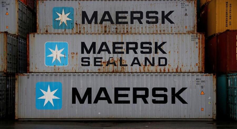Arkivfoto. A.P. Møller Holding med Mærsk-arvingen Robert Mærsk Uggla som topchef, ser ud til at blive den strategiske arm for Mærsk-koncernen, ifølge flere iagttagere.