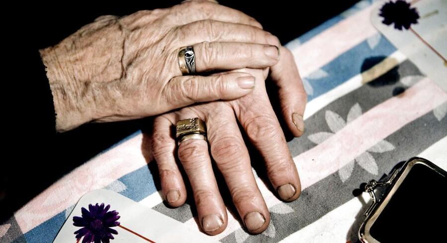 Fire ud af dem danskere mener, at det er vigtigt at spare op til pension.