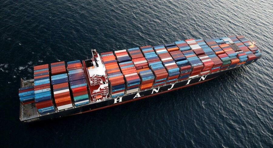 Hanjin shipping. REUTERS/Lucy Nicholson/File Photo