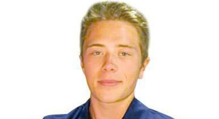 Phillip K. Luscombe, Gymnasieelev (3.g), Ingrid Jespersens Gymnasieskole, Østerbro