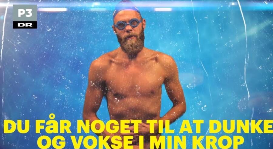 En video fra Danmarks Radio P3, som var ment som et satirisk indslag om mediernes dækning af Pernielle Blumes guldmedalje, har i den grad vakt harme hos lytterne.