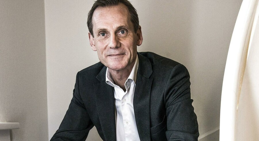 Bo Rygaard, bestyrelsesformand for Fitness.dk