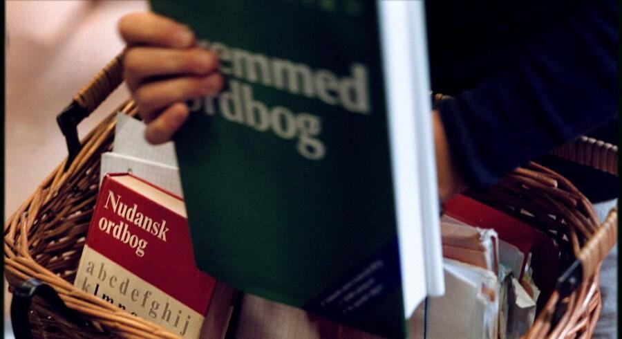 De danske ordbøger er blvet beriget med en digitalisering af kalkars ordbog, der udkom i fem bind i 1907. Mere end 60.000 gamle danske ord fra 1300 til 1700-tallet er nu tilgængelige på kalkarsordbog.dk