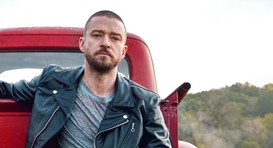 Justin Timberlake udgiver nyt album i næste måned, men allerede nu kan man få en smagsprøve i form af »Filthy«.