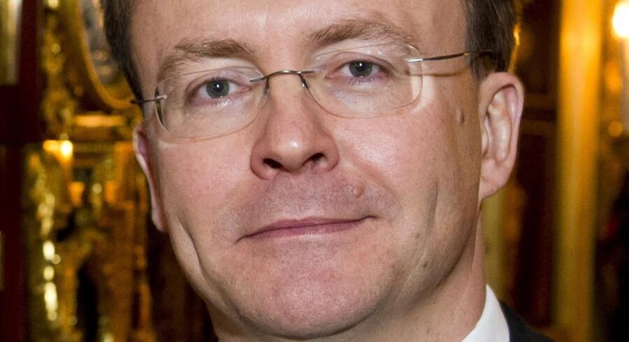 Billedet af prins Johan Friso er fra december 2010. Scanpix/Frank Van Beek