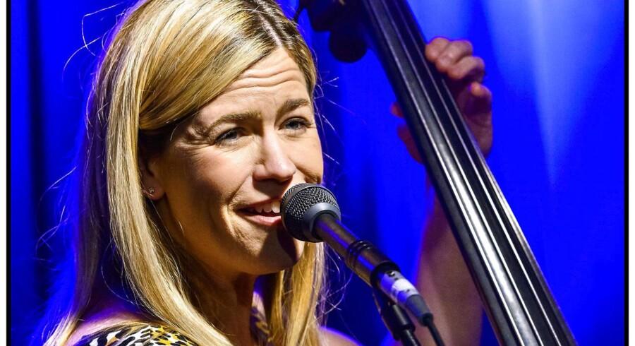 Her spiller Kristin Korb Quartet hos Paradise Jazz i Huset i Magstræde den 18. oktober 2012.