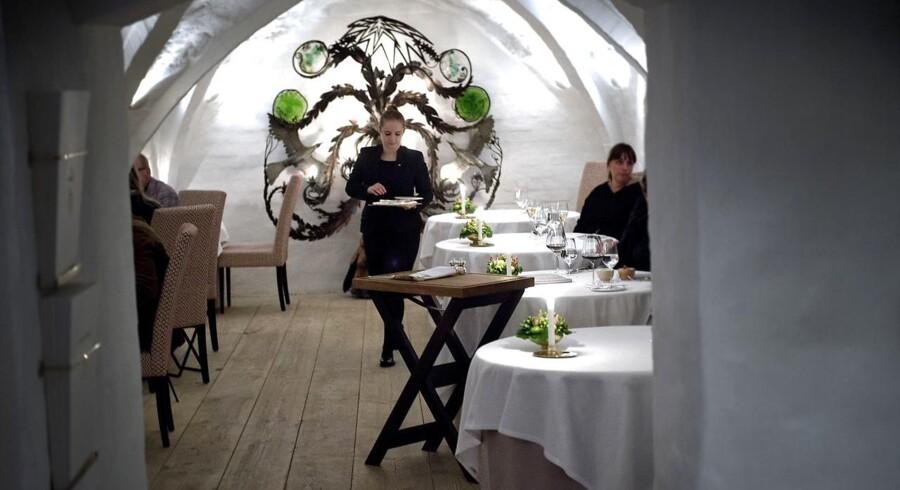 Restaurant Kong Hans Kælder har millionunderskud