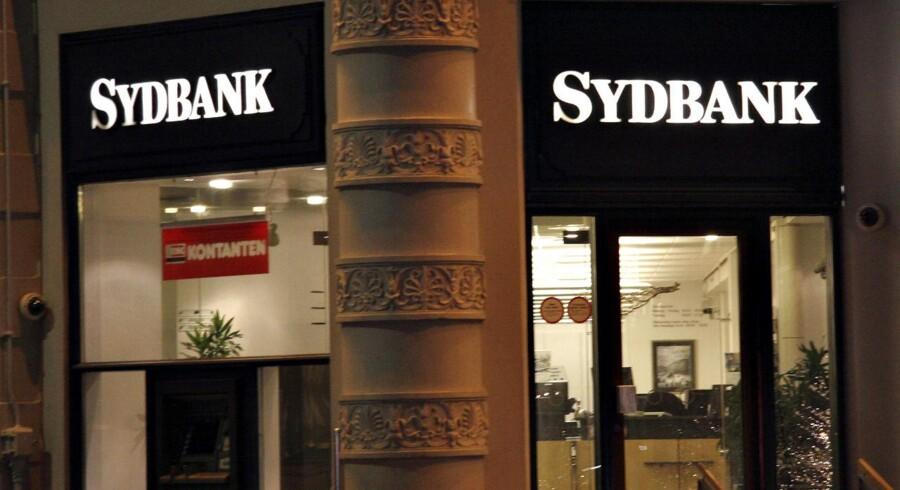 Sydbank på Kgs. Nytorv i København.