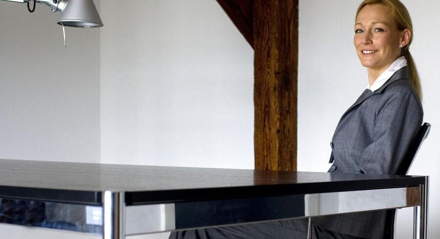 Cecilia Bonefeld Dahl er ny formand for IT-Branchen