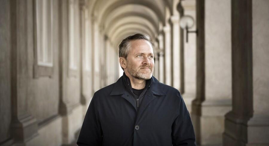 Udenrigsminister Anders Samuelsen (LA) inviterede gæster til sin 50-årsfødselsdag ud fra et helt særligt princip.