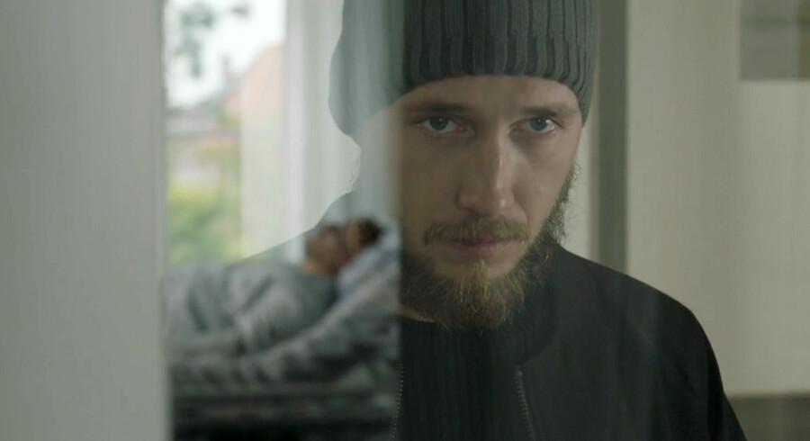 Sebastian Jessen i Avaz-brødrenes usædvanlige spillefilmsdebut - »Mens vi lever«.