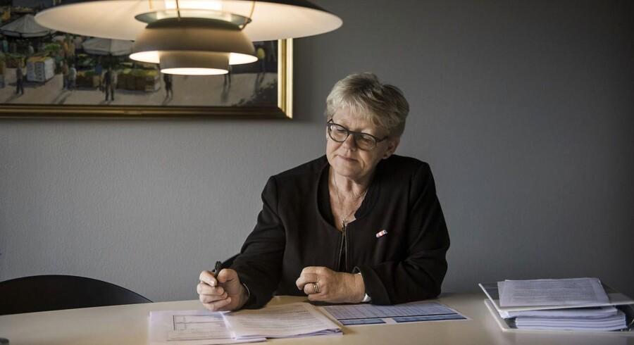 Borgmester i Thisted Kommune, Lene Kjelgaard Jensen.
