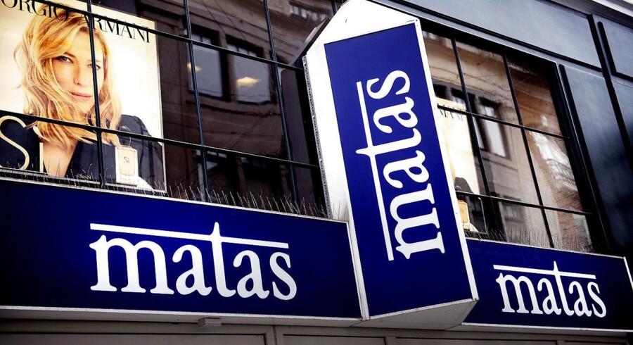 Matas-aktien får kæmpe kursklø onsdag formiddag i kølvandet på en grim nedjustering.