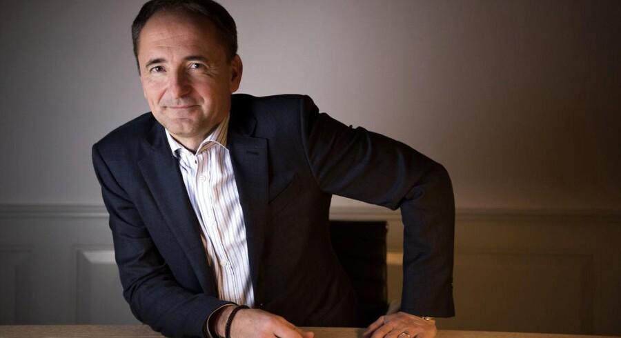Industrikoncernen Siemens foreslår danske Jim Hagemann Snabe som ny bestyrelsesformand
