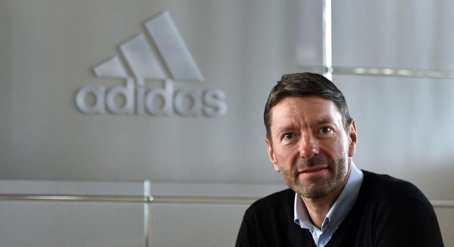 Adidas' administrerende direktør, Kasper Rørsted.