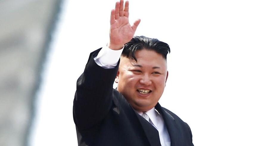 Arkivfoto. Amerikanske statsborgere vil om kort tid få et direkte forbud mod at foretage rejser til Nordkorea.
