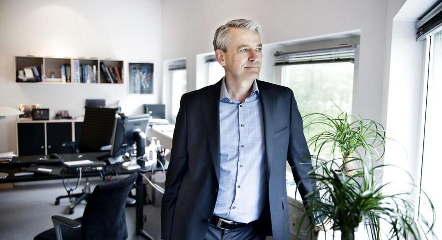 Udsigten til at tage større bidder af den uafhængige del af det amerikanske marked, hvor indtjeningen per enhed typisk er højere, har været meget afgørende i processen. Fortæller GN Hearings administrerende direktør, Anders Hedegaard.