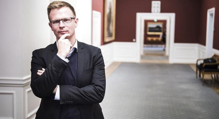 Benny Engelbrecht. ARKIVFOTO