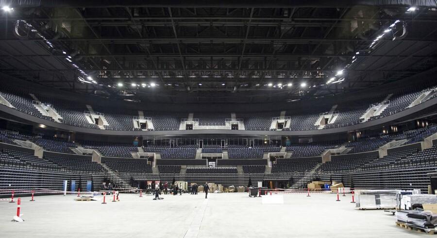 Royal Arena i Ørestaden
