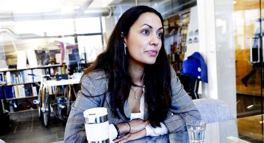 Arkivfoto: Administrerende direktør i BIG, Sheela Maini Søgaard.